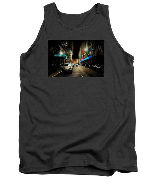 West 46th St. Tank Top by Diana Angstadt