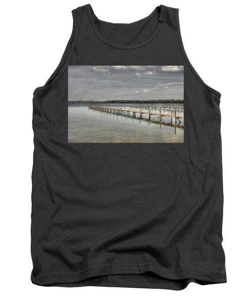 West Lake Docks Tank Top