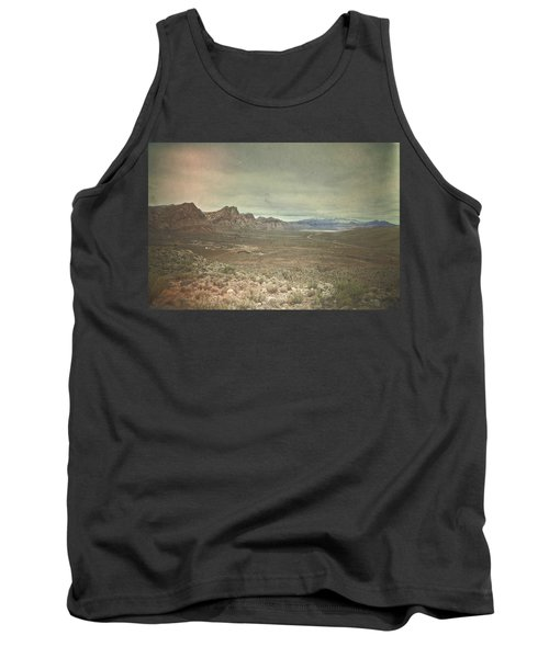 West Tank Top by Mark Ross