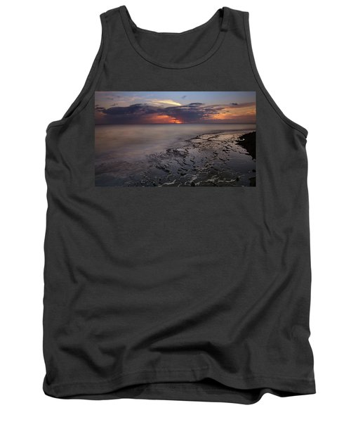 West Oahu Sunset Tank Top