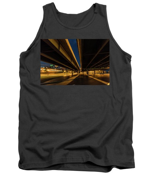 Tank Top featuring the photograph West River Road by Randy Scherkenbach