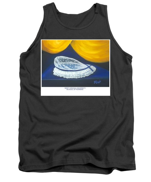 West Virginia University School Of Nursing Tank Top