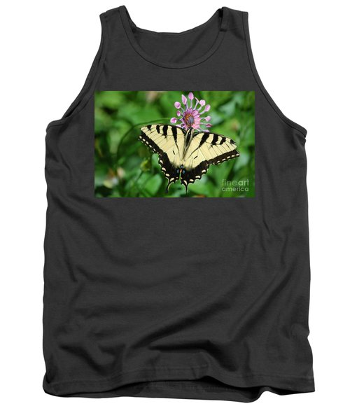 Western Tiger Swallowtail Tank Top