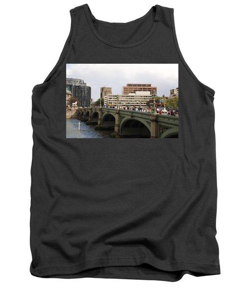 Westminster Bridge.  Tank Top