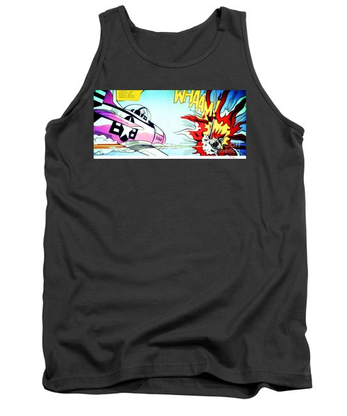 Whaam - Signed  Tank Top