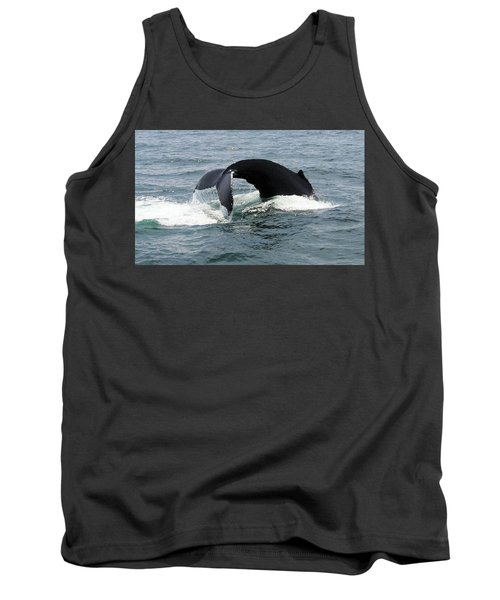 Whale Of A Tail Tank Top