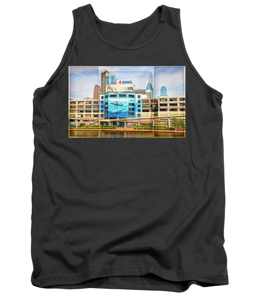 Whales In The City Tank Top