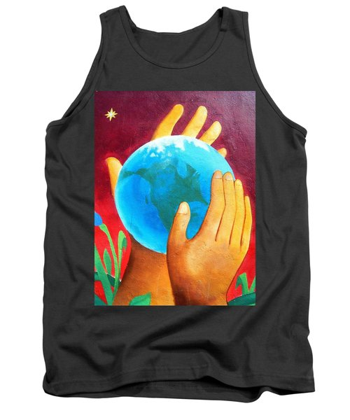 What A Wonderful World ... Tank Top