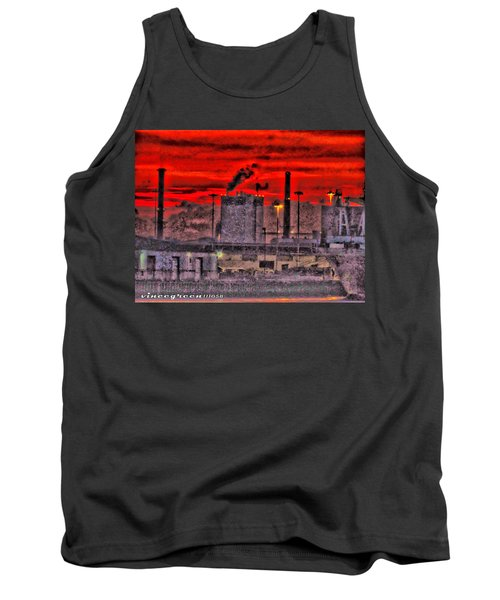Port Of Savannah Tank Top