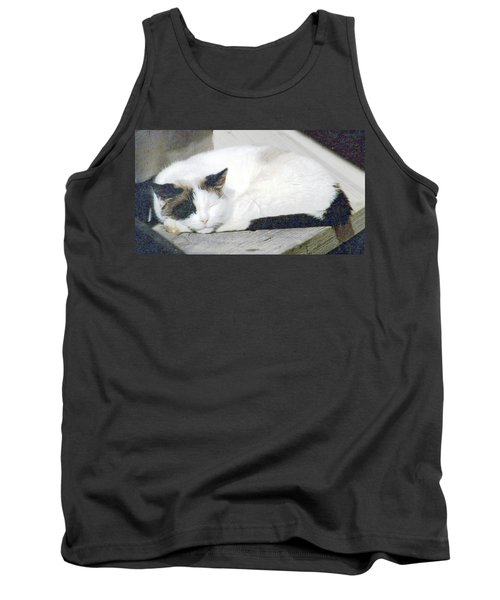 What Do Cats Dream Of #2 Tank Top