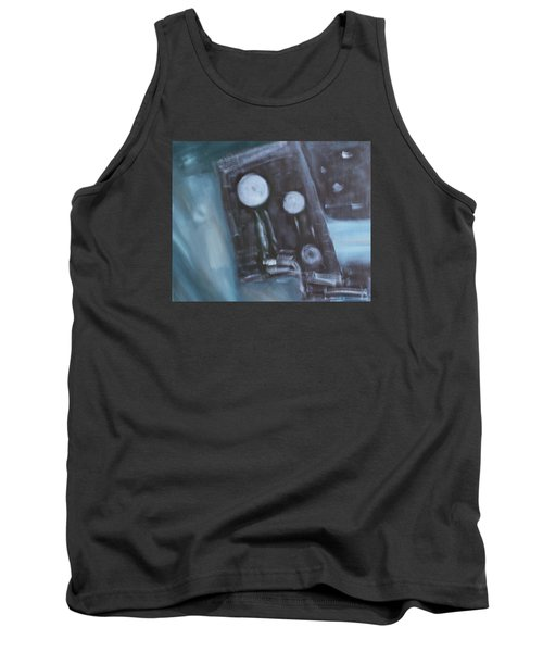 What To Say? Tank Top