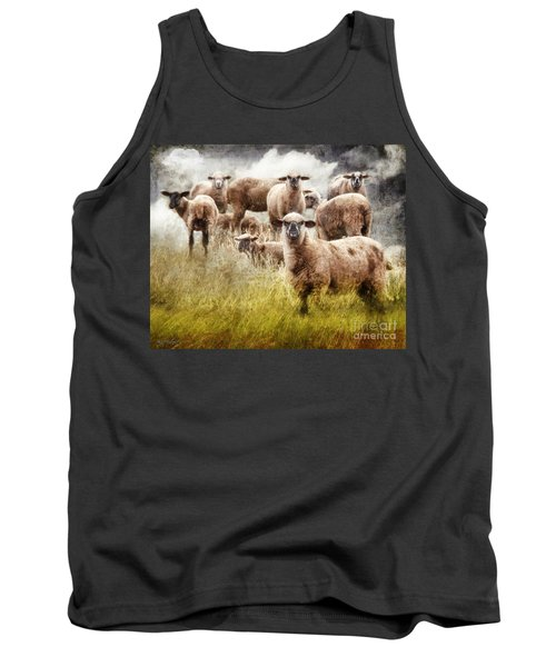 What You Lookin' At? Tank Top
