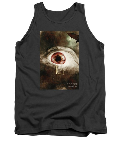 Tank Top featuring the photograph When Souls Escape by Jorgo Photography - Wall Art Gallery