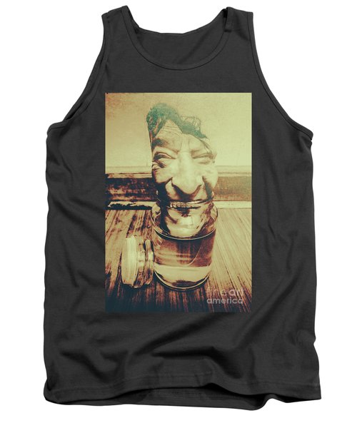 When The Monsters Come Out To Play Tank Top