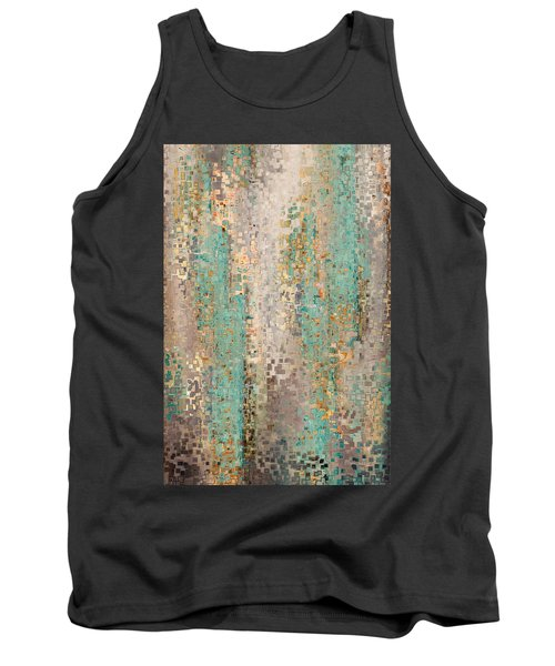 Where Are You God. Hebrews 4 12 Tank Top by Mark Lawrence