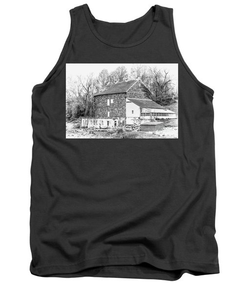 Where Have All The Farmers Gone Tank Top by Judy Wolinsky