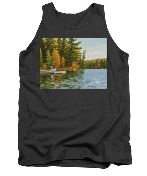 Where Life Is Easy Tank Top