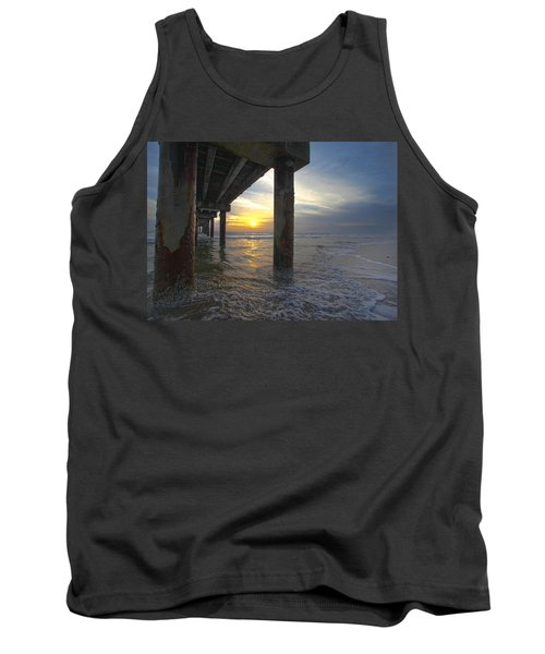 Where The Sand Meets The Surf Tank Top