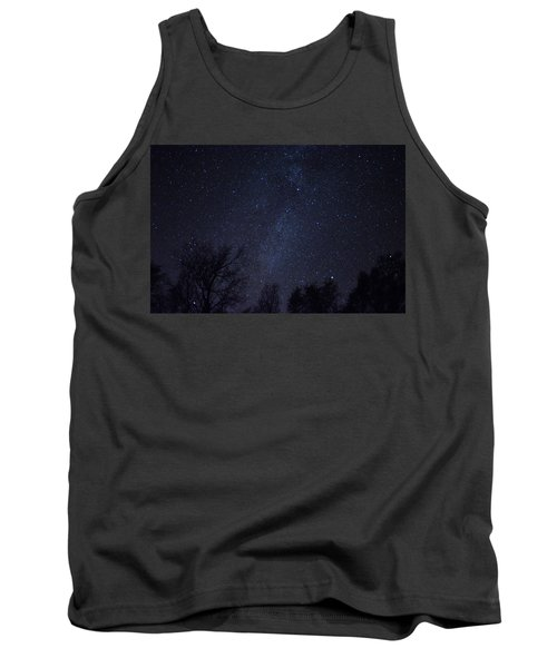 Where The Wind And The Coyotes Howl Tank Top