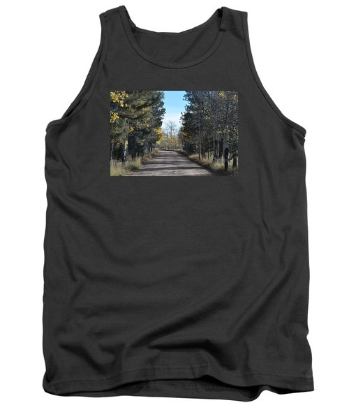 Cr 511 Divide Co Tank Top