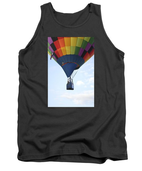 Tank Top featuring the photograph Where Will The Winds Take Us? by Linda Geiger