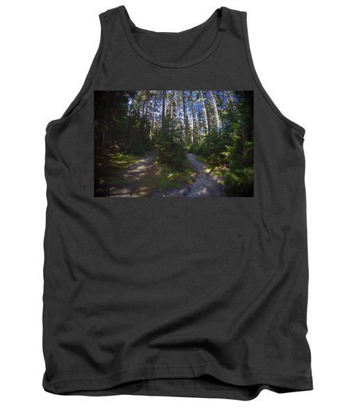 Which Path? Tank Top