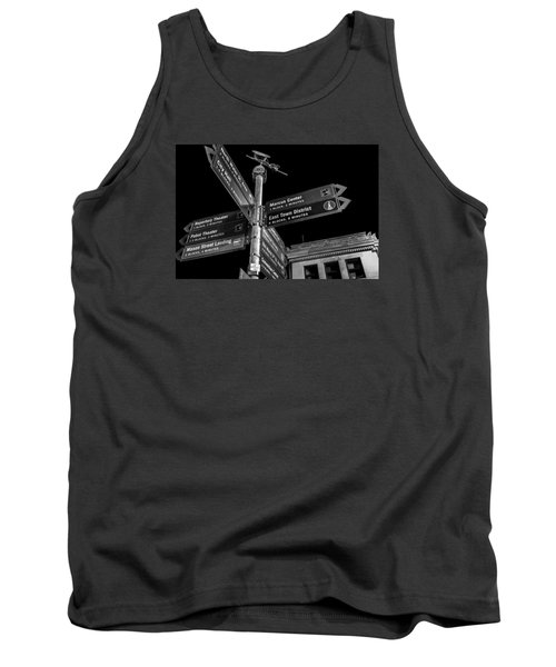 Which Way In Milwaukee? Tank Top