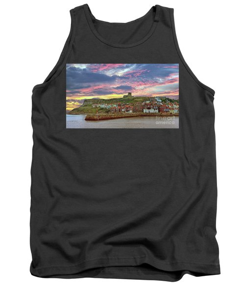 Whitby Abbey Uk Tank Top