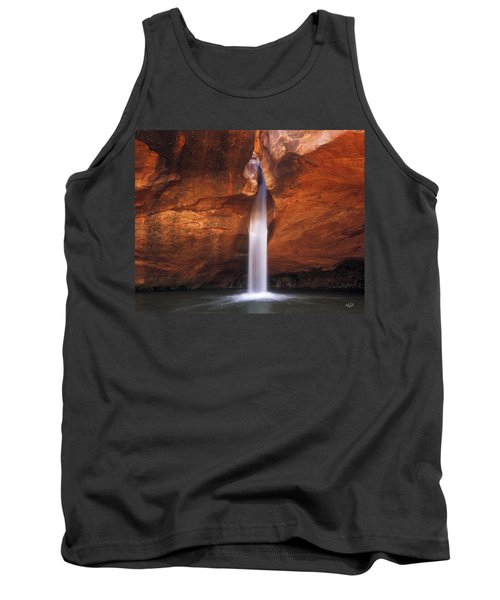 White Canyons Tank Top