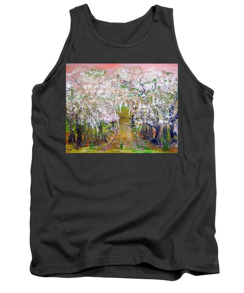 White Delight Tank Top