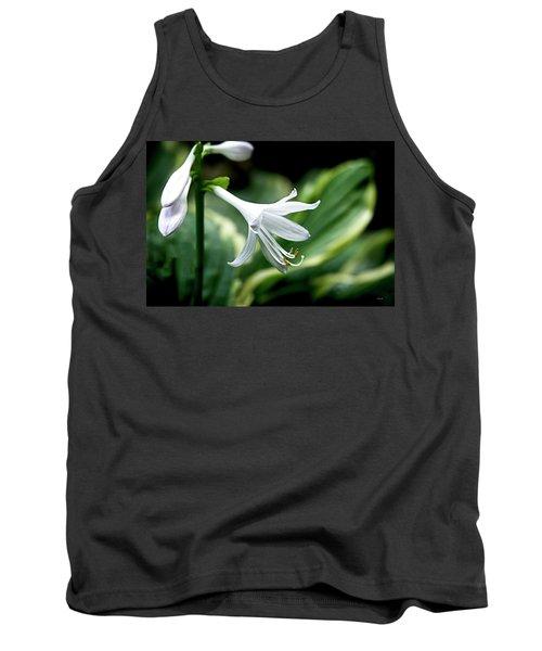 White Lily 1 Tank Top