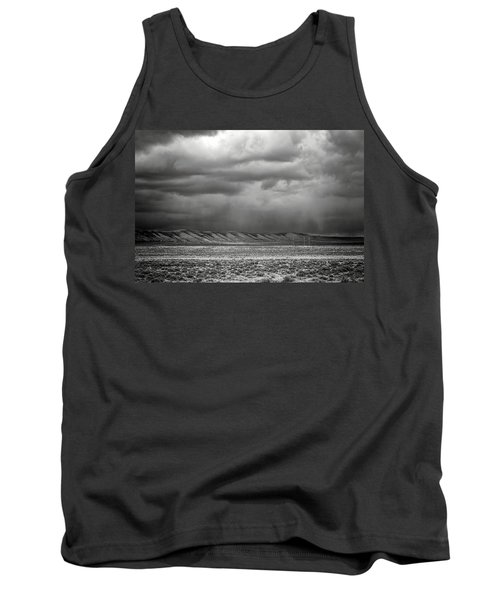 Tank Top featuring the photograph White Mountain by Lou Novick