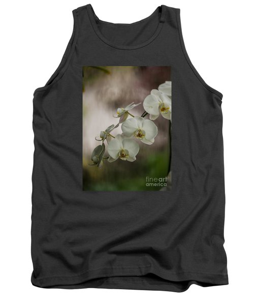 White Of The Evening Tank Top by Mike Reid