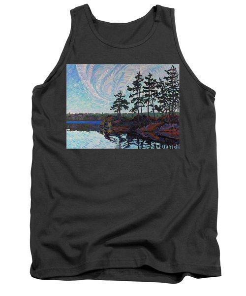 White Pine Island Tank Top