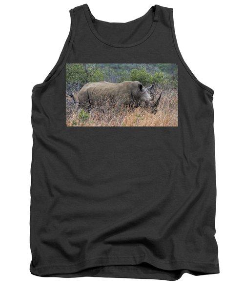 White Rhino Tank Top