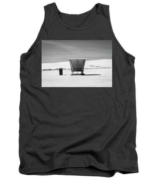 White Sands National Monument #10 Tank Top