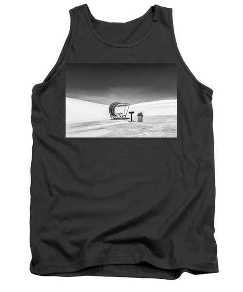White Sands National Monument #8 Tank Top