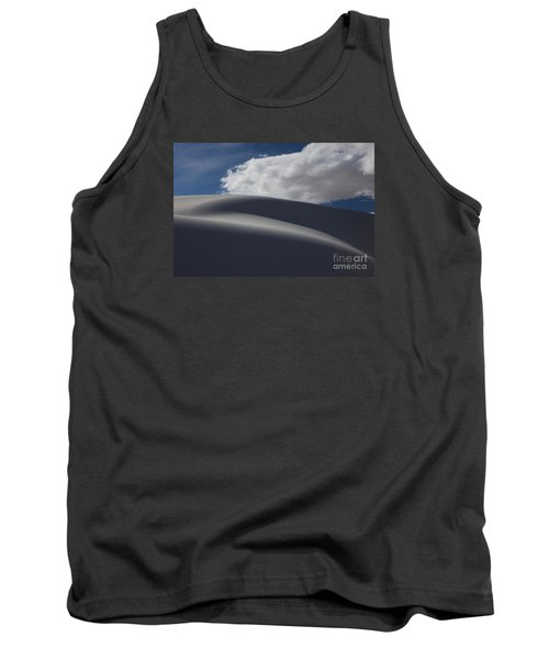 White Sands National Monument Tank Top by Keith Kapple