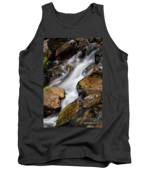 White Water Tank Top