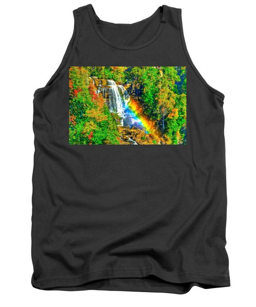 Whitewater Rainbow Tank Top