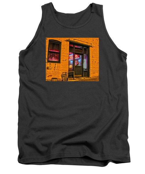 Whitey's Bar And Grill Tank Top