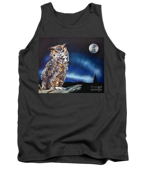 Who Doesn't Love The Night Tank Top