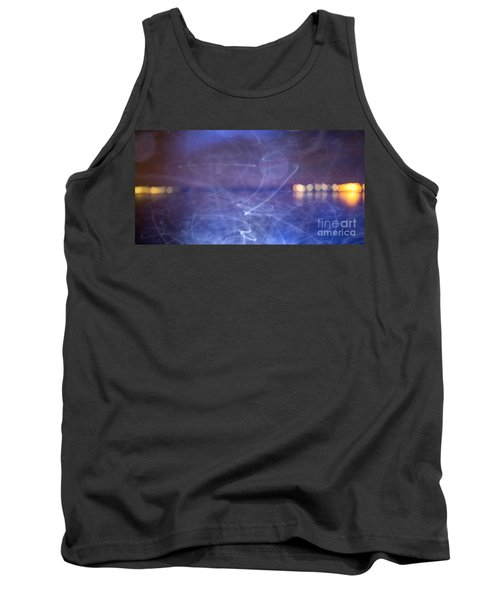 Whoosh Of Mosquitoes In The Night Tank Top