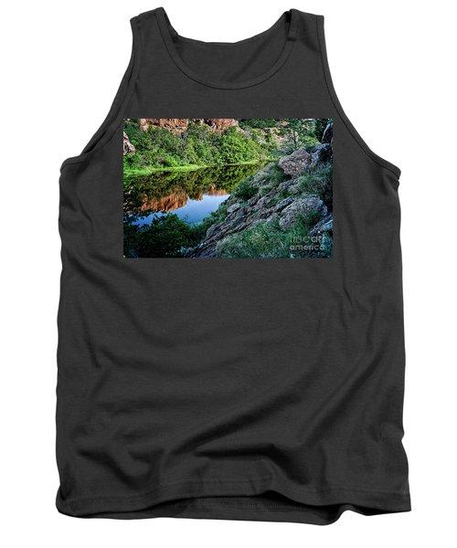 Wichita Mountain River Tank Top