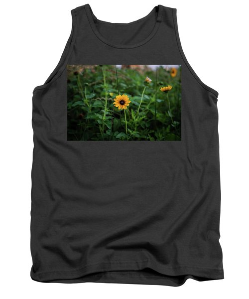 Wild At Hearts And Flowers Tank Top