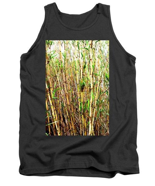 Wild Bamboo Tank Top