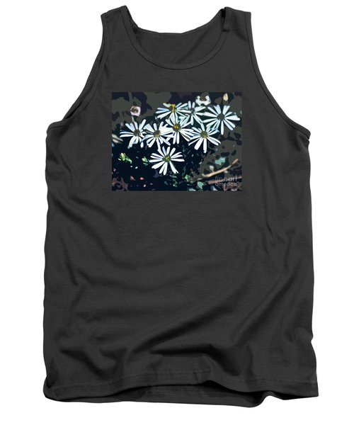 Wild Daisy Art  Tank Top