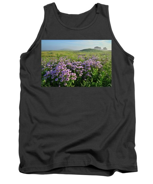 Wild Mints Galore In Glacial Park Tank Top