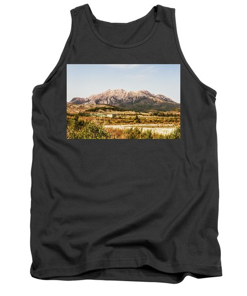 Wild Mountain Range Tank Top