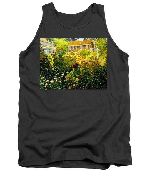 Wild Rose Country Tank Top